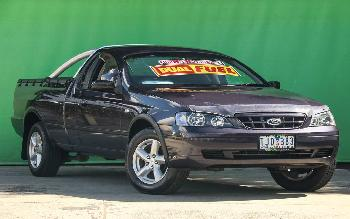 2004 Ford Falcon RTV BA