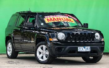 2012 Jeep Patriot SPORT (4x2) MK MY12